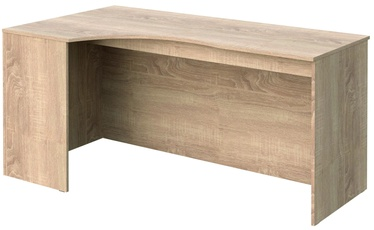 Skyland Desk SE-1600L Sonoma Oak