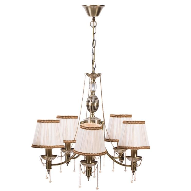 Pakabinamas šviestuvas Domoletti Verona MD6128-5, 5X40W, E14