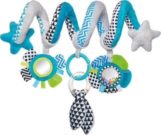 Игрушка для коляски Canpol Babies Zig Zag, синий