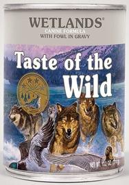 Taste Of The Wild Wetlands Canine Fowl In Gravy 390g
