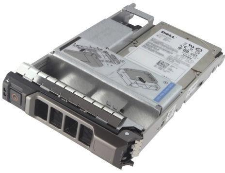 "Dell 400-ASHJ 2.5"" 1.2TB 10000RPM SAS 12Gbps w/Hybrid Carrier 3.5"""