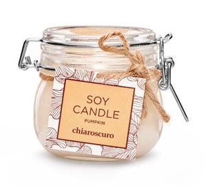 Kvepianti žvakė Mondex Soy Candle Pumpkin, 130 ml, 30 h