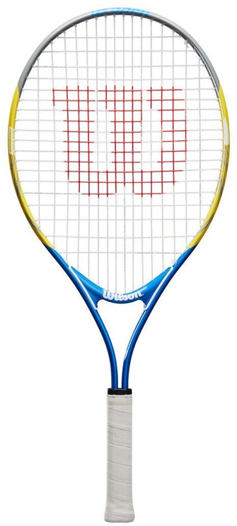 Wilson US Open 25 Yellow/Blue