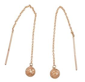Diamond Sky Gold Earrings Natalie I
