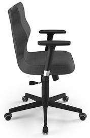 Biroja krēsls Entelo Nero AL17, antracīta