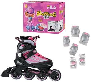 Fila J-One Girl Combo 2Set 40 Black/Silver/Pink