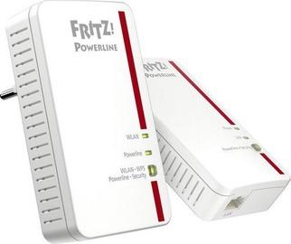 Powerline adapter AVM FRITZ!Powerline 1240E Set
