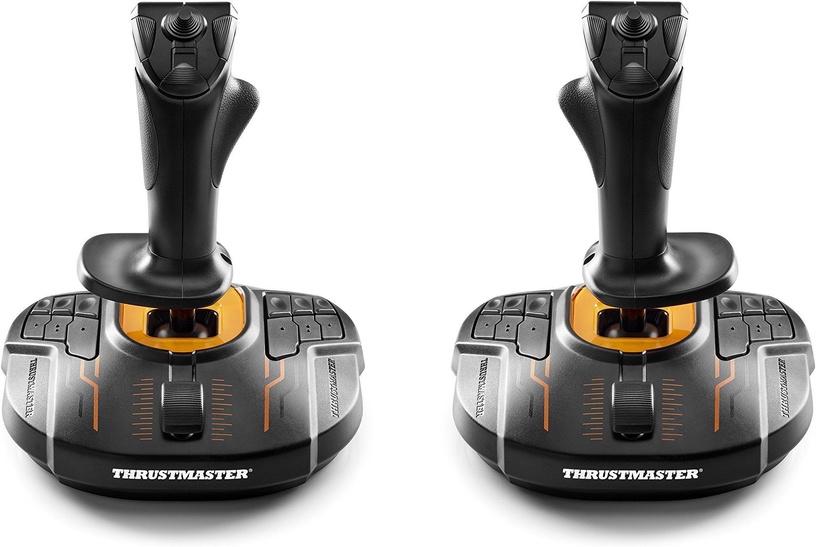 ThrustMaster T.16000M Flight Control System Joystick Duo