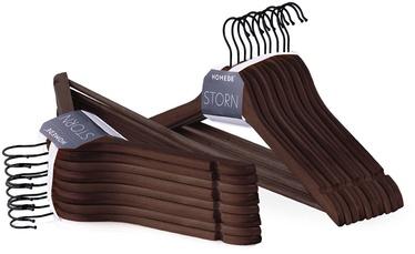 Вешалка Homede Storn Hanger Brown 20pcs