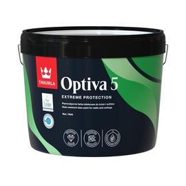 Эмульсионная краска Tikkurila Optiva Matt 5 BA 9l White