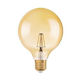 LED lempa Osram G125, 7.5W, E27, 2500K, 725lm, DIM