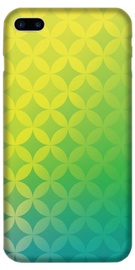 TakeMe Special Design Back Case Plus For Samsung Galaxy J6 Plus J610 Green Design