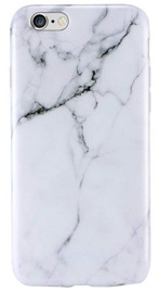 TakeMe Marble Stone Back Case For Huawei P20 White