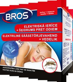 Skraidančių vabzdžių atbaidymo aparatas Bros