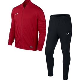 Nike Academy 16 Tracksuit Red Black S