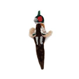 Žaislas šunims pliušinė papūga, Beeztees, 30 cm ilgio