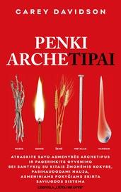 Knyga Penki archetipai