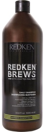 Redken Brews Shampoo Go Clean 1000ml