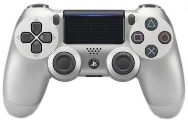 Sony DualShock 4 Controller V2 Silver