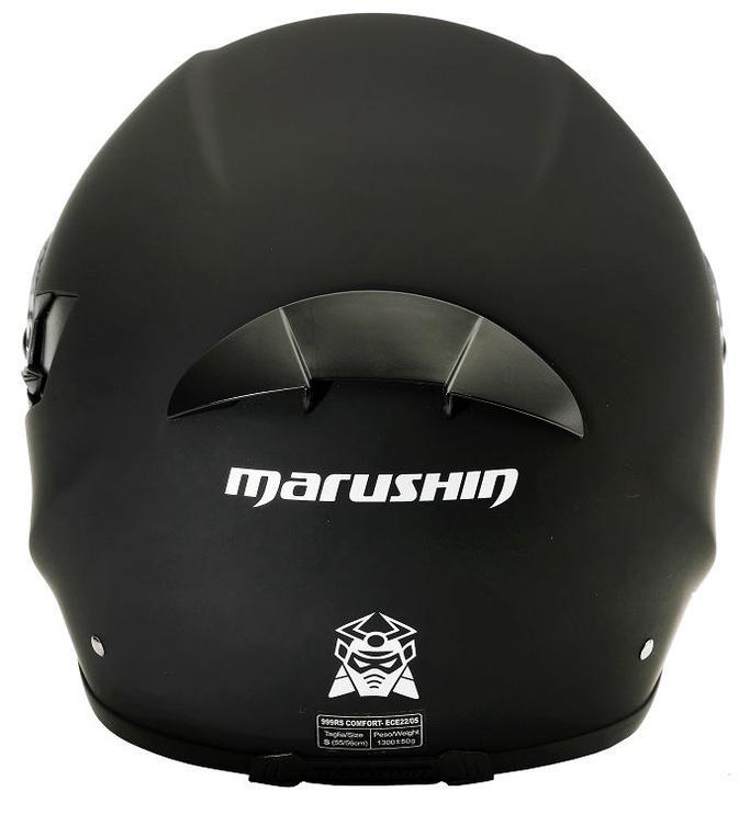 Каска Marushin 999 RS Comfort FlatBlack M