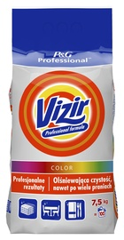 Vizir Professional Color Washing Powder 7.5kg