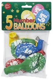 Viborg Balloons Number 5 5pcs 80506-5H