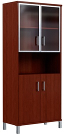 Skyland Born Office Cabinet B 430.9 Burgundy