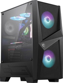 MSI MAG FORGE 100R ATX Mid-Tower Black