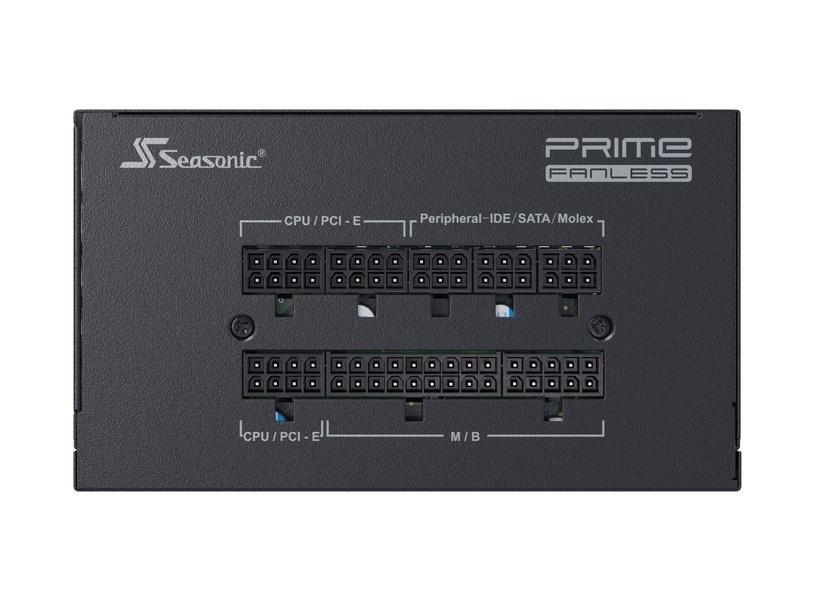 Seasonic Prime Fanless PX PSU 450W