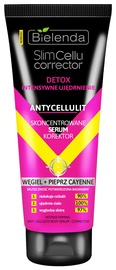 Bielenda Slim Cellu Corrector Condensed Firming Serum Carbon + Cayenne Pepper Anti Cellulite 250ml