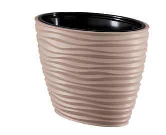 Вазон Form Plastic 3115-051, песочный