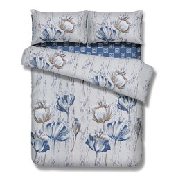 Domoletti WS10 Bedding Set 160x200cm Flower