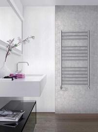 Zehnder Bluebell Towel Dryer 532x1000mm Stainless Steel