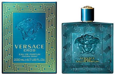 Kvapusis vanduo Versace Eros Pour Homme 200ml EDP