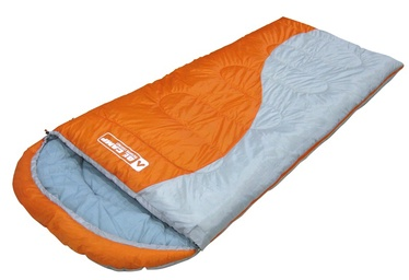Miegmaišis O.E.Camp Gusko RD-SB19 Grey/Orange, 220 cm