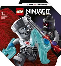 Конструктор LEGO Ninjago Легендарные битвы: Зейн против Ниндроида 71731, 57 шт.