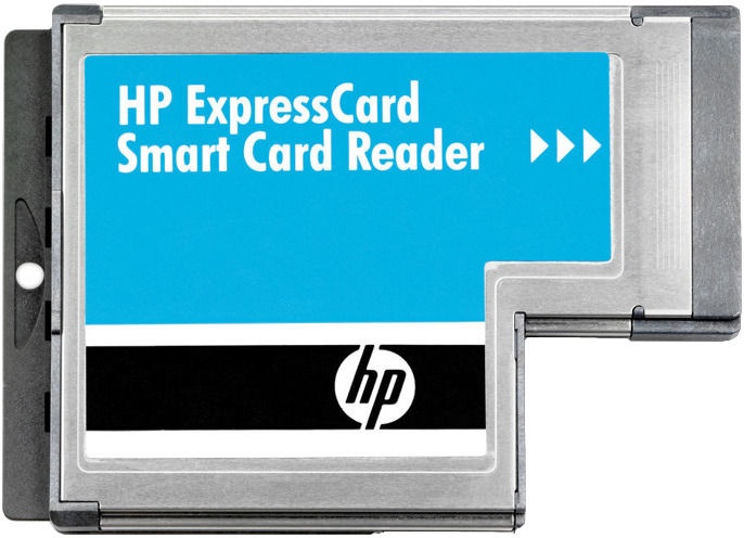 HP AAJ451AA ExpressCard Smart Card Reader