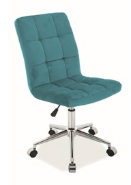 Signal Meble Q-020 Office Chair Blue