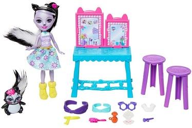 Кукла Mattel Enchantimals Stinkin Cute Vanity With Sage Skunk GJX34
