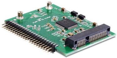 Delock Converter mSATA SSD To IDE 44pin