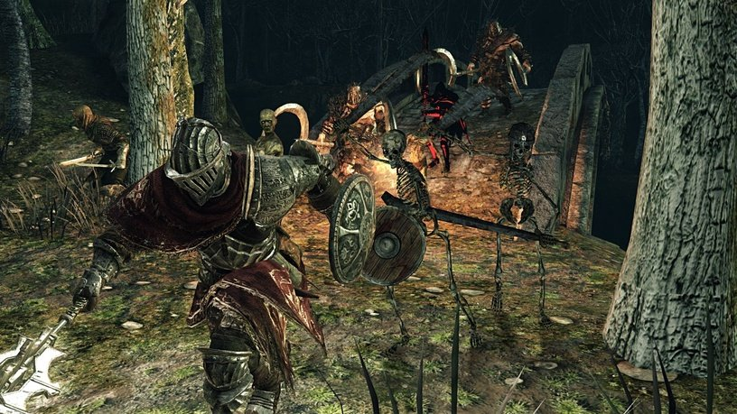 Dark Souls II: Scholar Of The First Sin PS4
