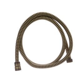 Dušas šļūtene Disflex F24234611503 150cm, bronzas