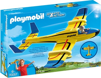 Playmobil Sports & Action Throw And Glide Seaplane 70057