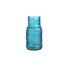 Stiklinė vaza, 10 x 28 cm