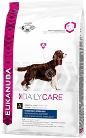 Eukanuba Daily Care Overweight & Sterilised 12.5kg