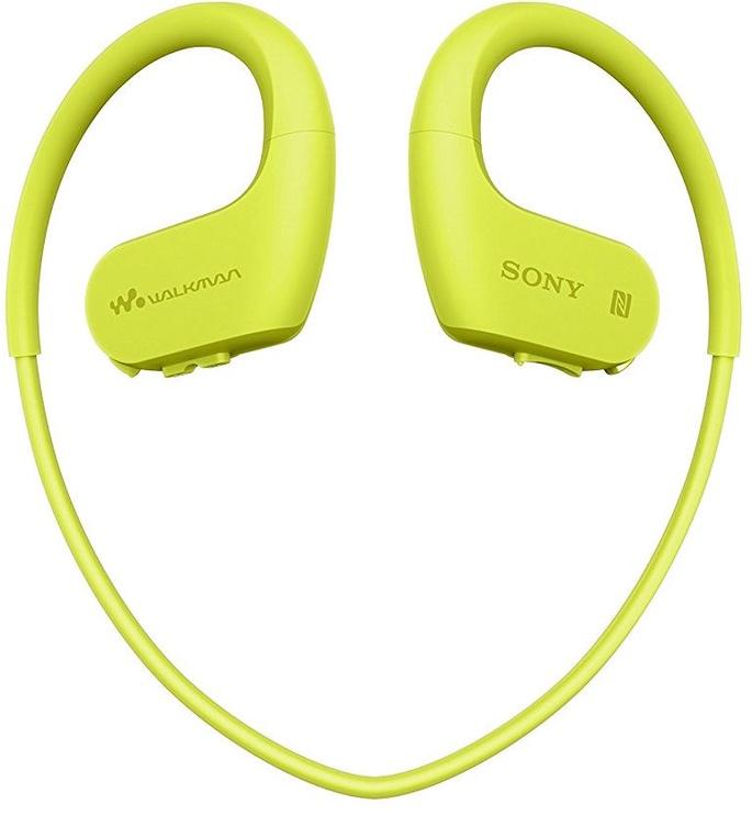 Музыкальный проигрыватель Sony Walkman NW-WS623 Green, 4 ГБ