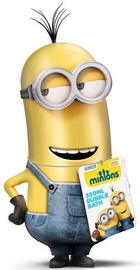 Illumination Entertainment Minions 3D 300ml Bubble Bath