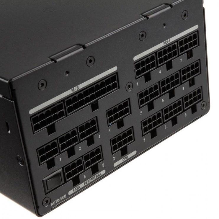 Super Flower Leadex 80 Plus Platinum PSU 1600W