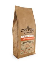 Kavos pupelės Coffee Cruise Sweet Brazil, 1 kg