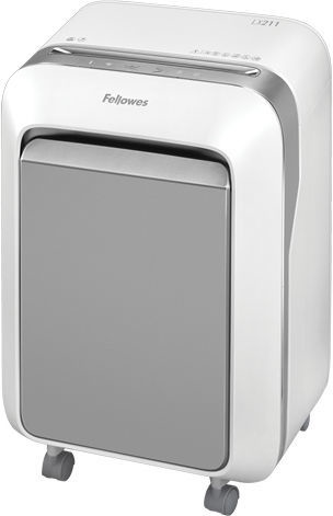 Уничтожитель бумаг Fellowes Powershred LX211 Micro-Cut White, 2 x 12 mm
